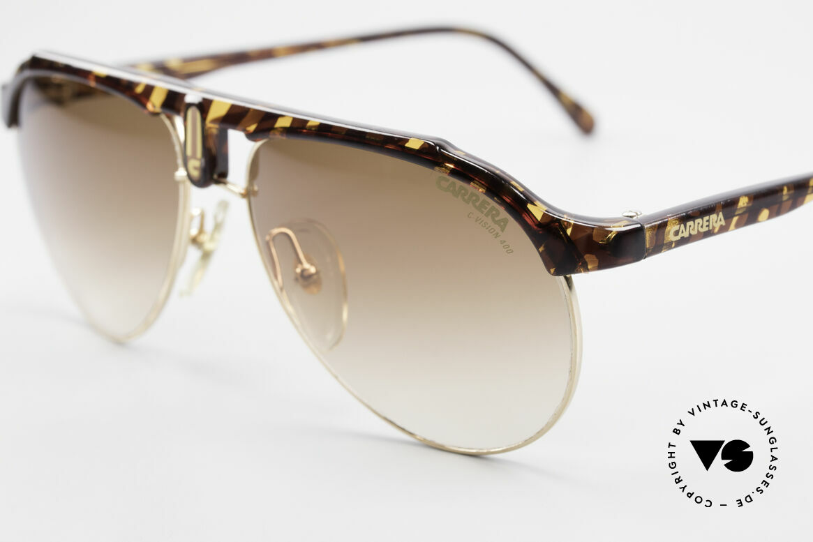 Carrera 5478 Rare Vintage Shades Aviator, new old stock (like all our Carrera sunglasses), Made for Men and Women