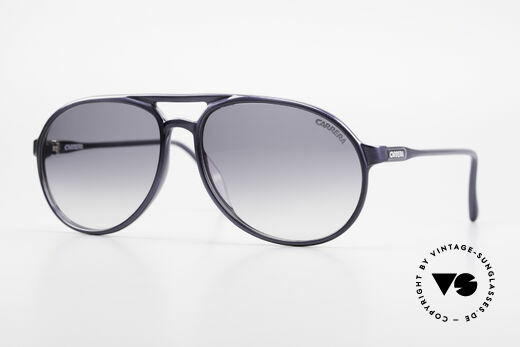 bb46d57a5a142 Carrera 4814 Vintage Shades Blue Metallic Details
