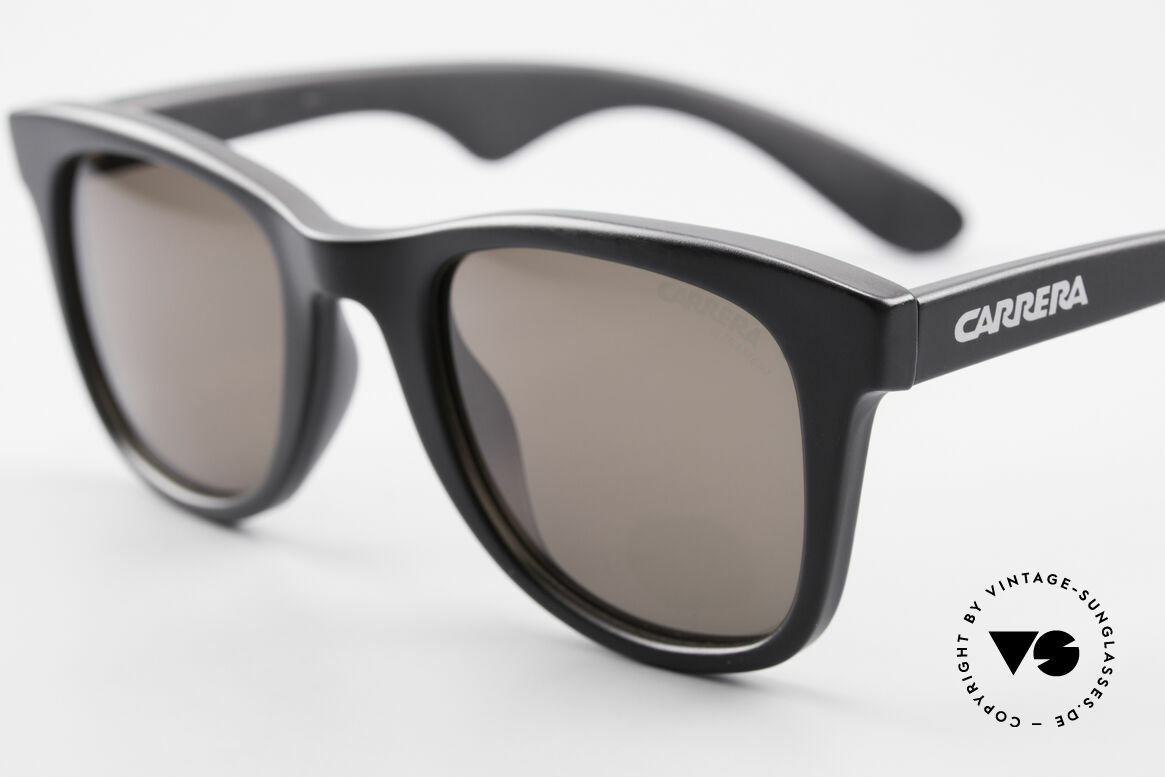 Carrera 5447 90's Sunglasses Wayfarer Style, Carreras response to the classic Wayfarer design!, Made for Men and Women