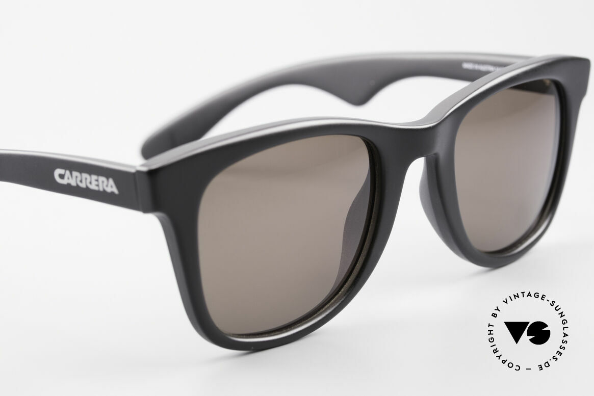 Carrera 5447 90's Sunglasses Wayfarer Style, unworn, one of a kind (incl. pouch by MOVADO), Made for Men and Women