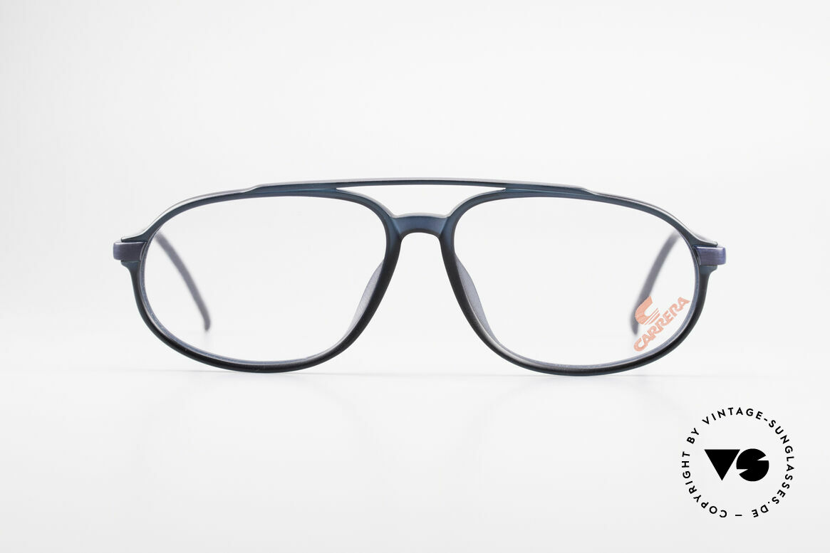 Carrera 4900 90's Vintage Glasses No Retro, vintage eyeglasses by Carrera with noble coloring, Made for Men