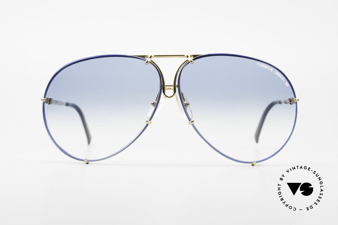 Porsche 5621 XL 80's Aviator Shades Limited, one of the most wanted VINTAGE models, worldwide, Made for Men