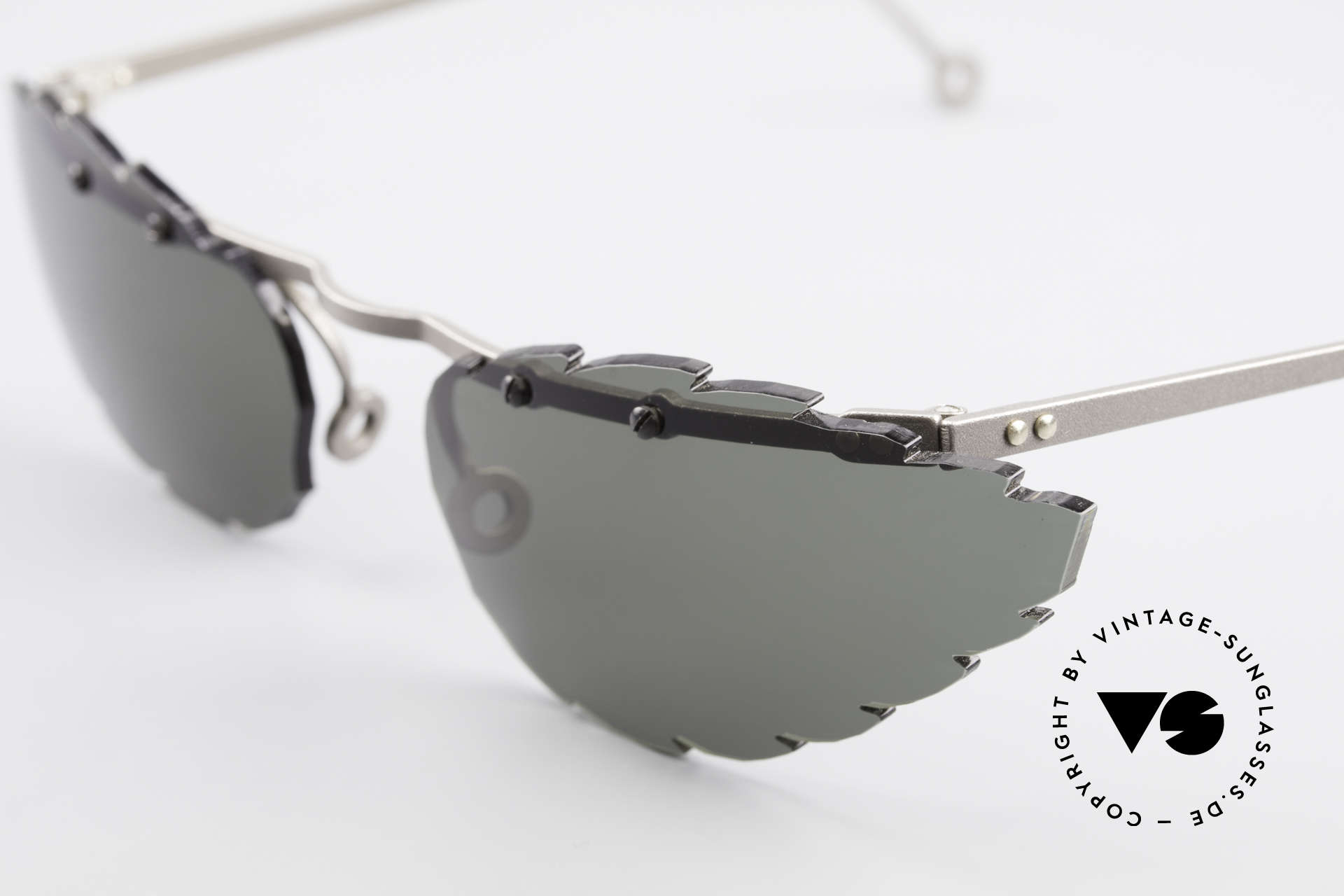 Theo Belgium Asis Lenses shaped like a leaf, ASIS SERIES from 1993 = lenses are shaped like a leaf, Made for Men and Women