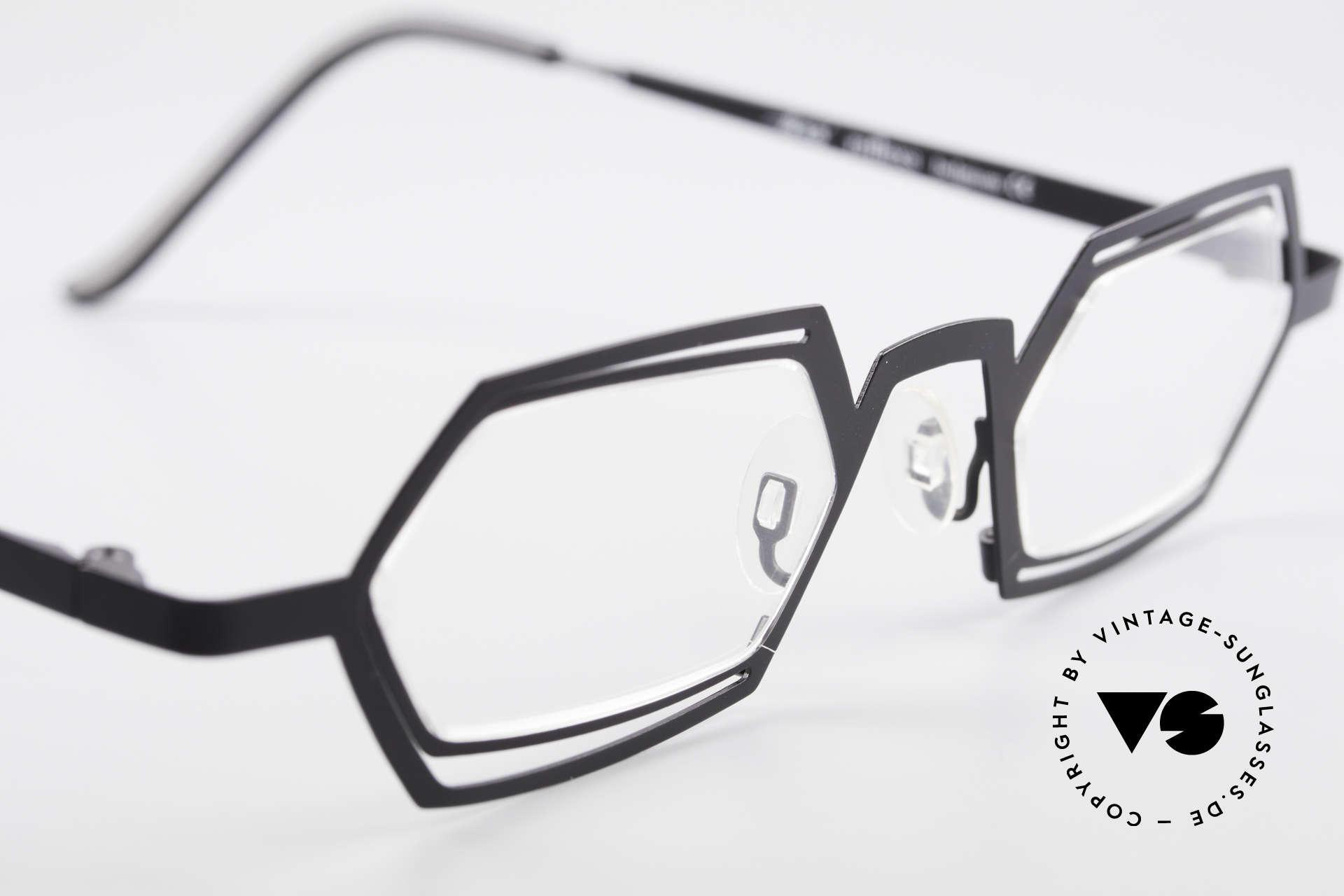 Theo Belgium Reflexs 90's Eyeglasses No Retro Frame, never worn, one of a kind; Theo frame for all who dare!, Made for Men