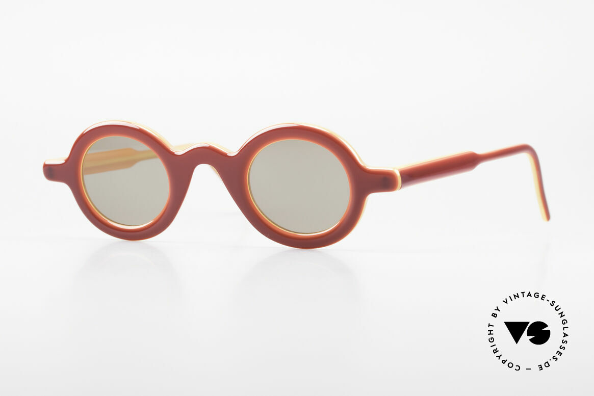 Theo Belgium Model 88 Satisfashion by Theo Belgium, THEO shades of the SATISFASHION series from 2001, Made for Men and Women