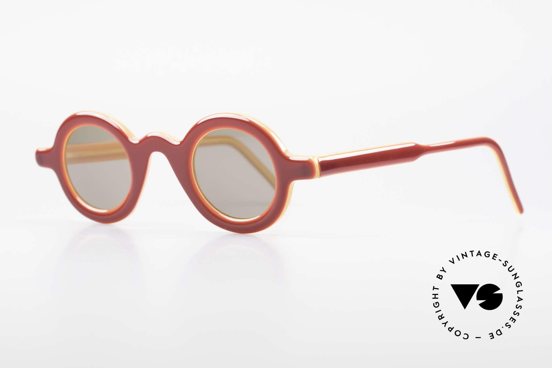 Theo Belgium Model 88 Satisfashion by Theo Belgium, colorful vintage sunglasses; just unique & charming, Made for Men and Women
