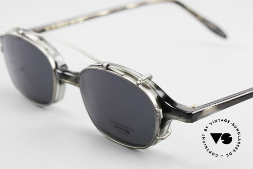 Oliver Peoples OP561 Classic 90's Frame Clip On