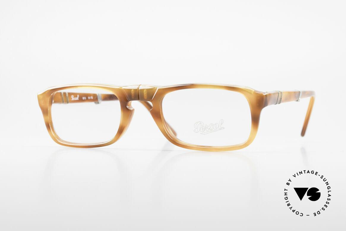 Persol Ratti 813 Folding Folding Reading Eyeglasses, Persol 813 RATTI = legendary 70's folding eyeglasses, Made for Men