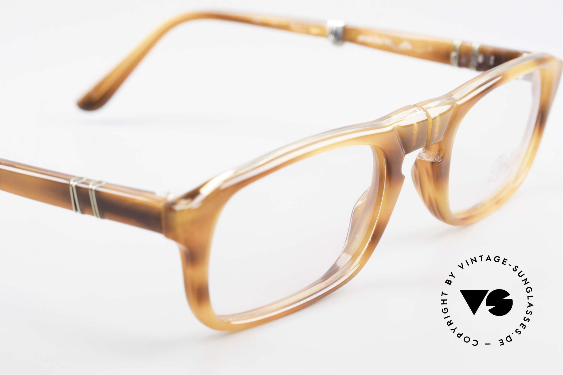 Persol Ratti 813 Folding Folding Reading Eyeglasses, NO RETRO GLASSES, but a min. 40 years old ORIGINAL, Made for Men
