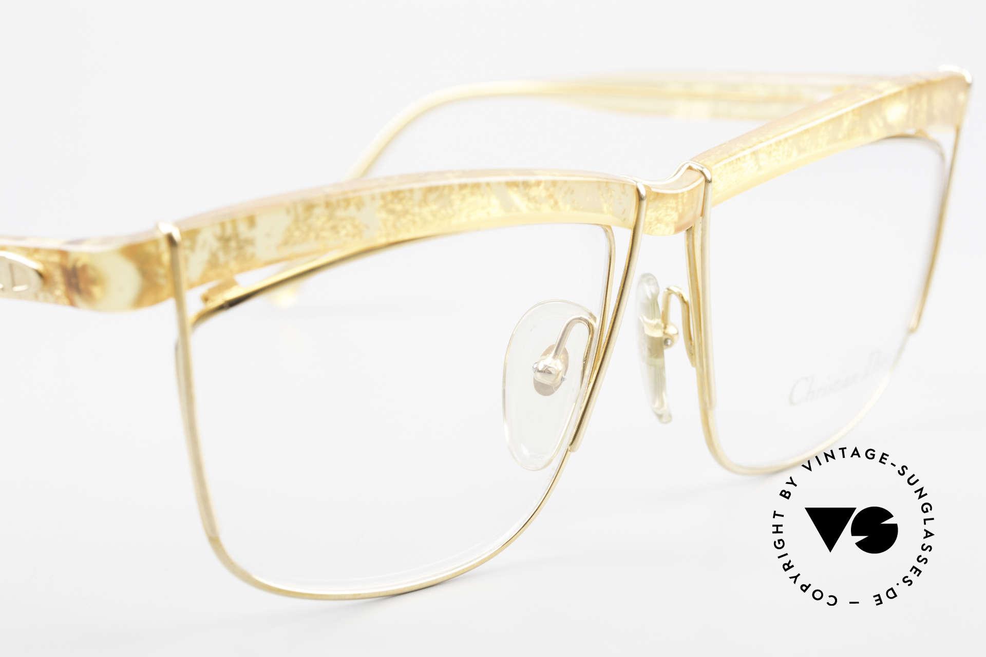 Christian Dior 2552 90's Designer Frame Ladies, NO RETRO EYEWEAR, but 100% original 1990's, Made for Women