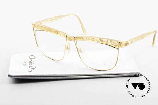Christian Dior 2552 90's Designer Frame Ladies, demo lenses can be replaced with prescriptions, Made for Women