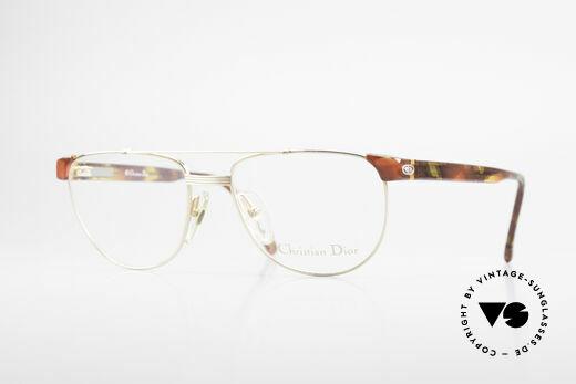 Christian Dior 2722 90's Designer Frame Unisex Details