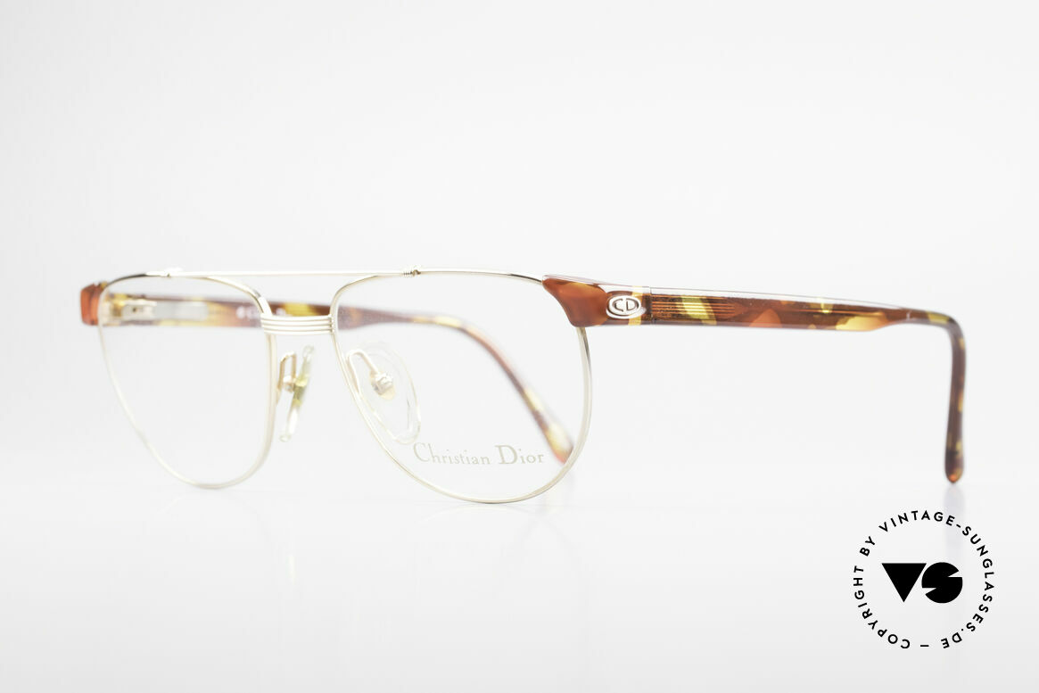 Christian Dior 2722 90's Designer Frame Unisex, utterly, a timeless classic (a true vintage rarity), Made for Men and Women