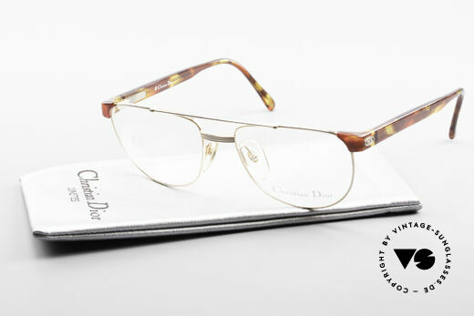 Christian Dior 2722 90's Designer Frame Unisex, NO RETRO eyeglasses, but 100% vintage original, Made for Men and Women