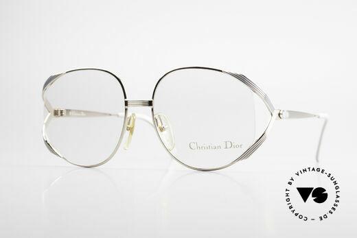 Christian Dior 2387 Ladies Vintage Frame Rare Details