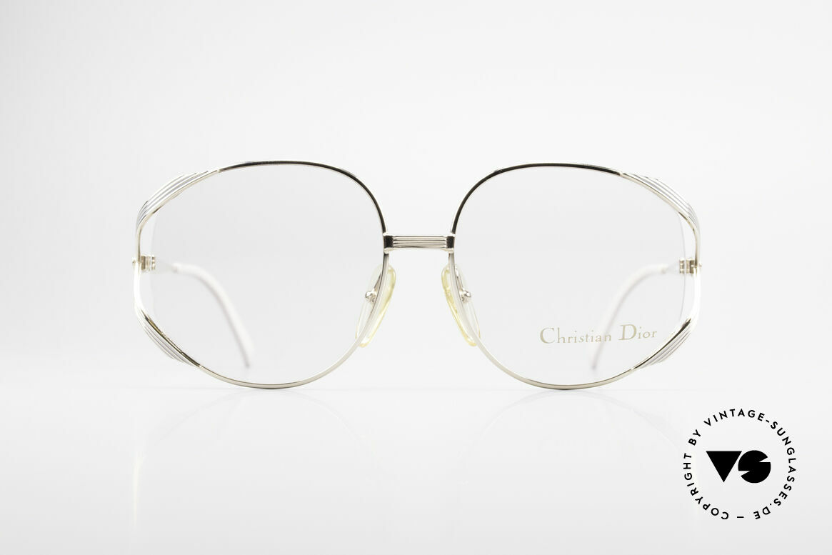 Christian Dior 2387 Ladies Vintage Frame Rare, feminine elegant design with oversized lenses, Made for Women