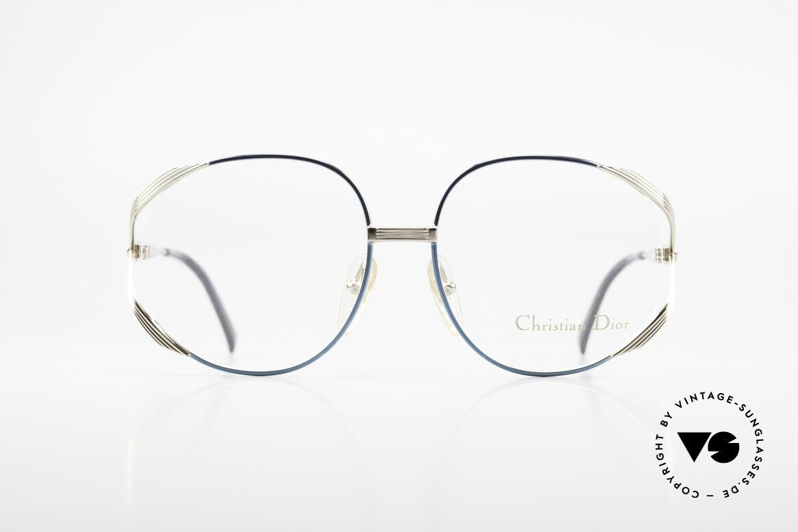 Christian Dior 2387 Ladies Vintage Frame Rarity, feminine elegant design with oversized lenses, Made for Women