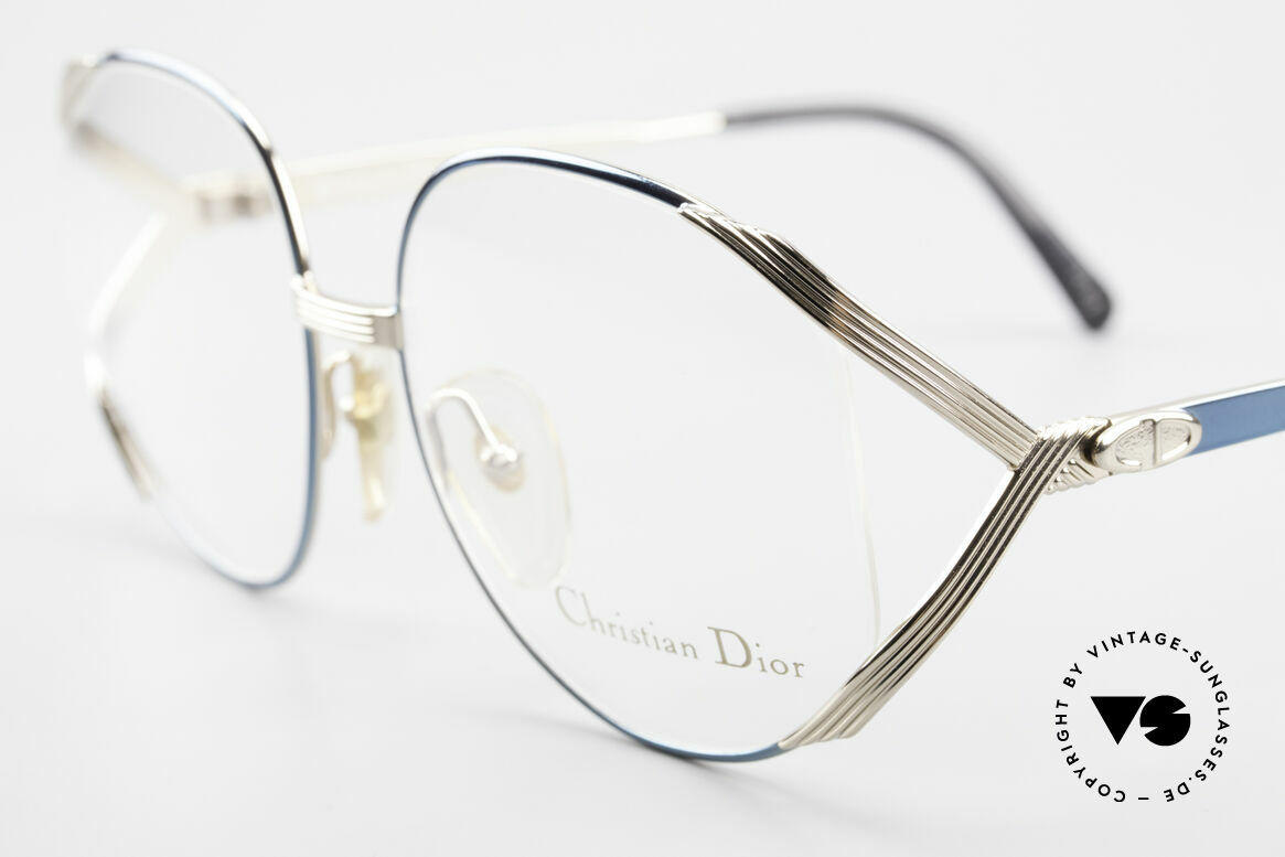 Christian Dior 2387 Ladies Vintage Frame Rarity, unworn (like all our vintage C. Dior eyeglasses), Made for Women