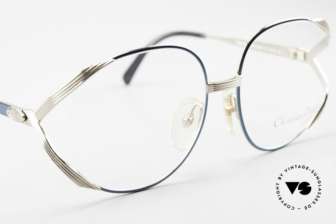 Christian Dior 2387 Ladies Vintage Frame Rarity, NO RETRO DESIGN, but an old 1980's original, Made for Women