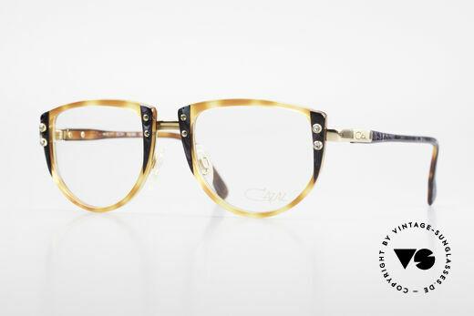 Cazal 332 Original 90's Cazal Glasses Details