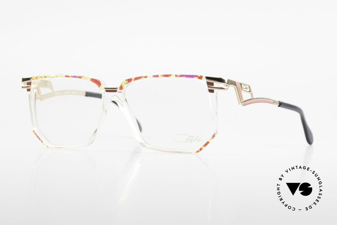 Cazal 351 Original Vintage Cazal HipHop, crazy vintage Cazal eyeglasses of the early 90's, Made for Women