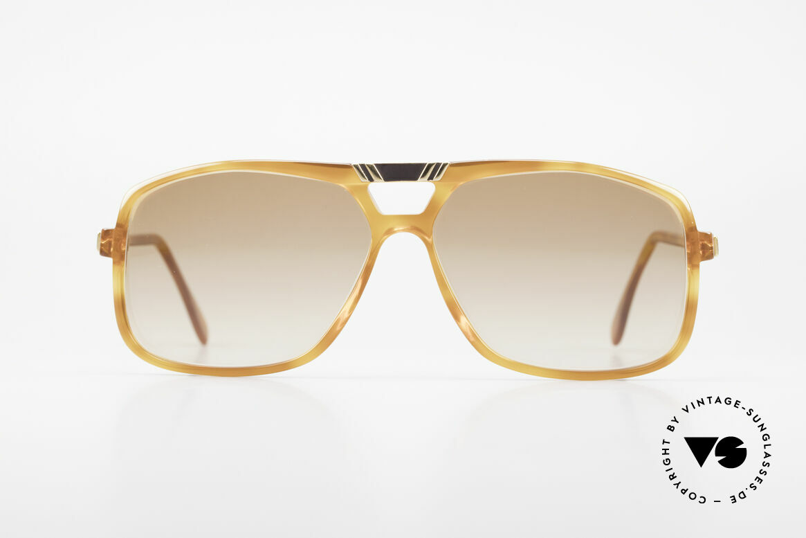 Cazal 637 Rare Hip Hop Sunglasses 1980's