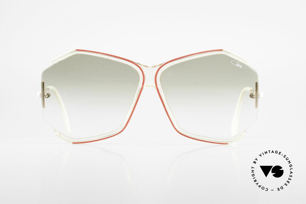 Cazal 852 Vintage 80's Sunglasses XXL