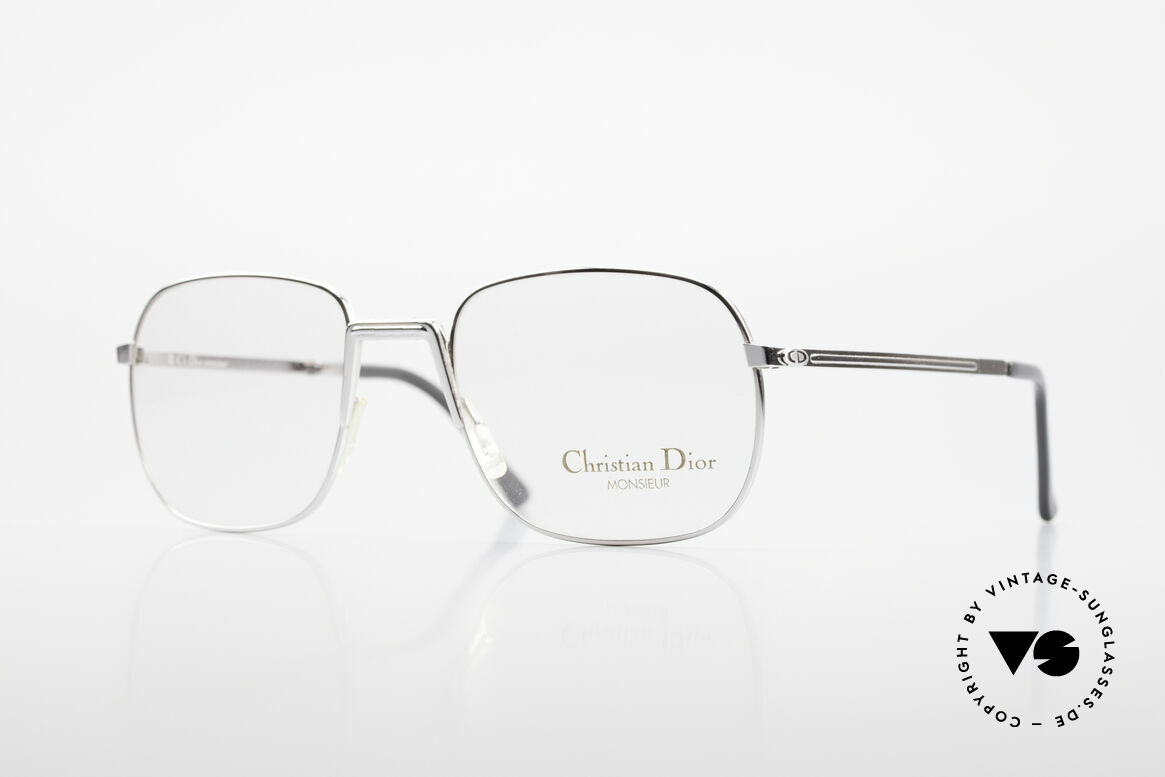 Christian Dior 2288 Folding Eyeglasses Monsieur, unique 1980's designer eyeglasses by Christian DIOR, Made for Men