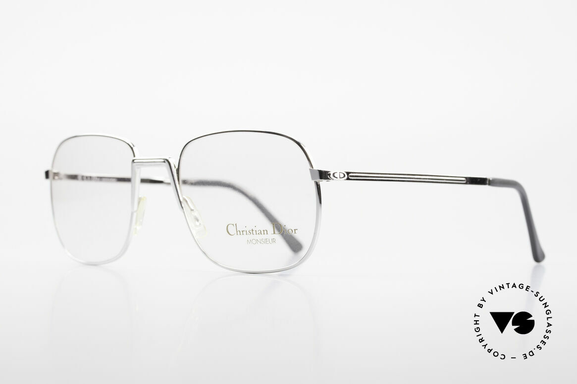 Christian Dior 2288 Folding Eyeglasses Monsieur, unicum from the 'Monsieur Series' SMALL size 53°20, Made for Men
