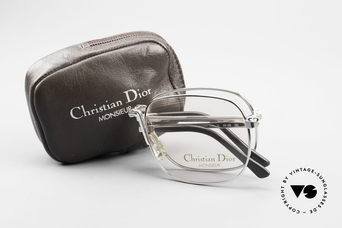 Christian Dior 2288 Folding Eyeglasses Monsieur