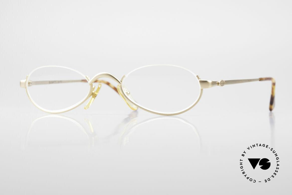 Bugatti 03701 Oval Luxury Reading Glasses