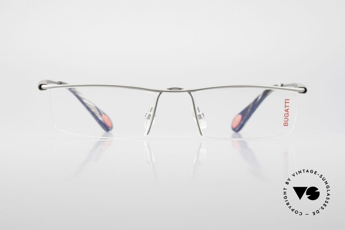Bugatti 410 Sporty Luxury Men's Glasses