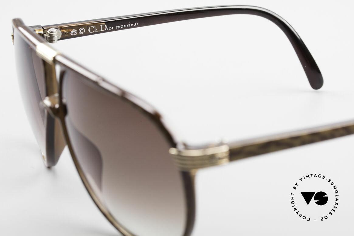 Christian Dior 2300 80's Aviator Sunglasses