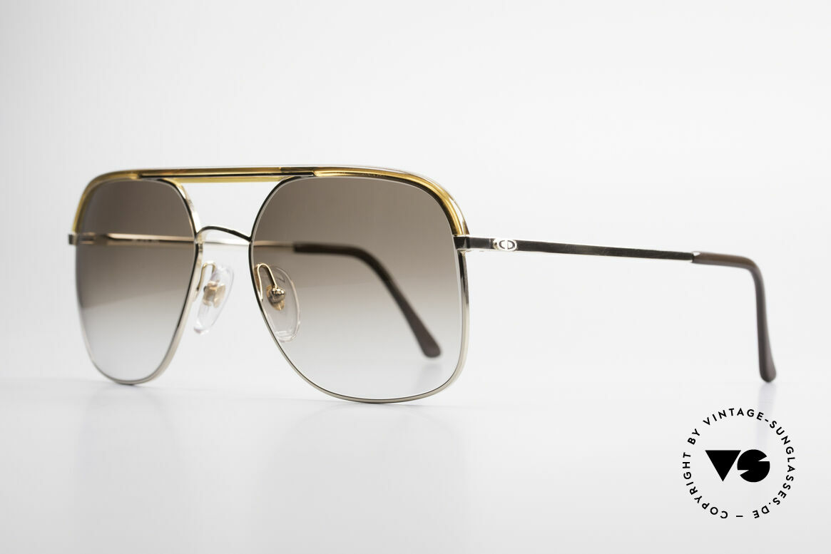 Christian Dior 2247 80's Men's Shades Vintage