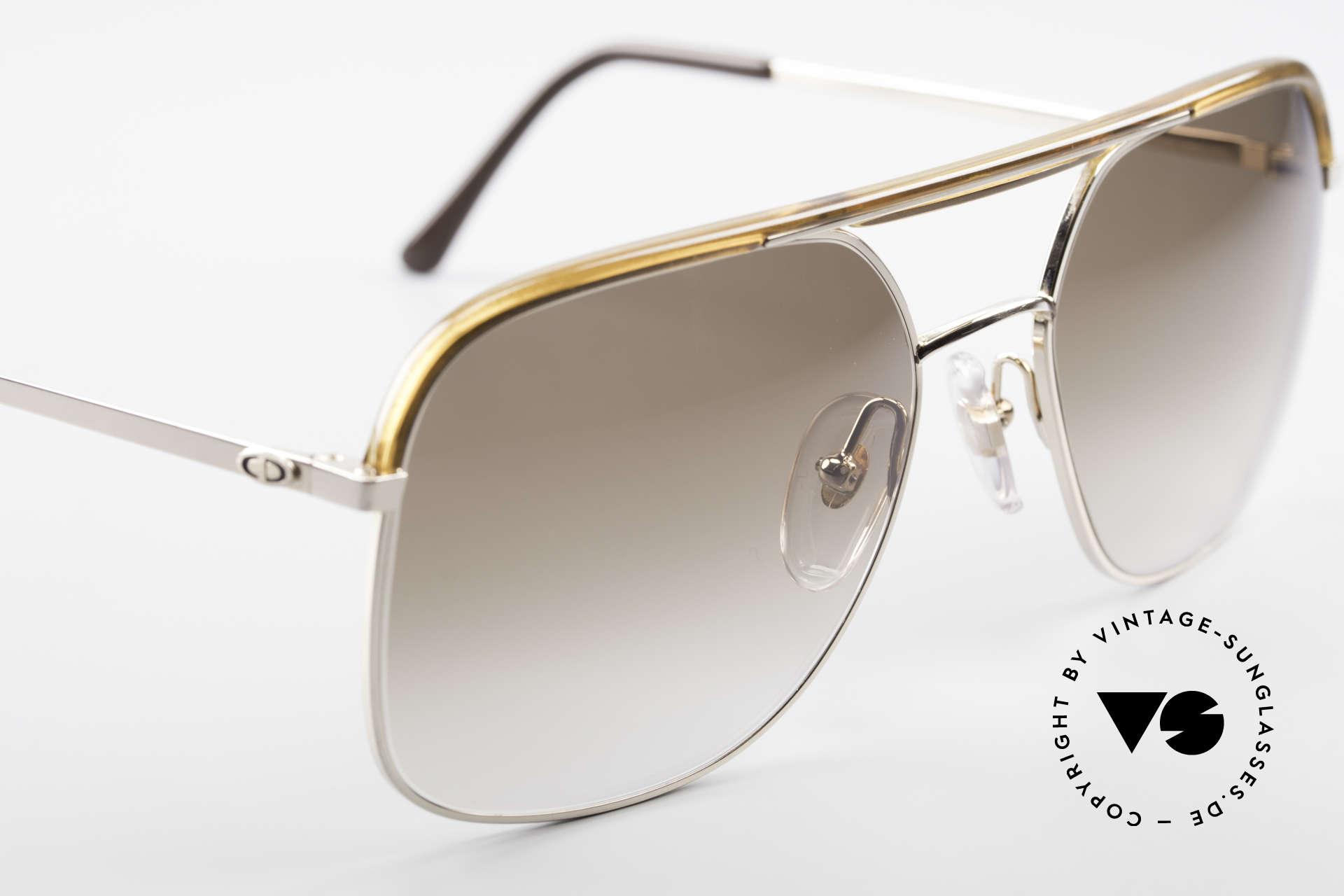 Christian Dior 2247 80's Men's Shades Vintage, new old stock (like all our rare old designer eyeglasses), Made for Men