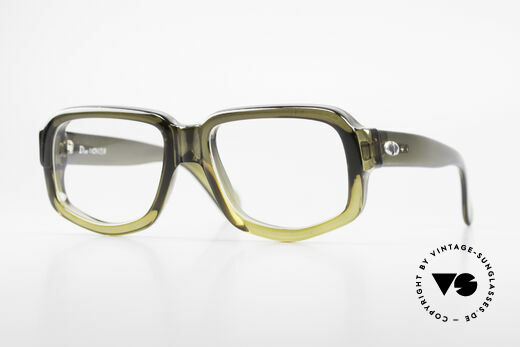 Christian Dior 1209 - S Monsieur 70's Optyl Frame Details