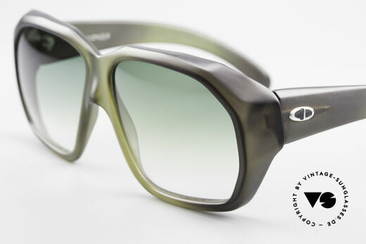 Christian Dior 2001 Old 70's XL Optyl Sunglasses