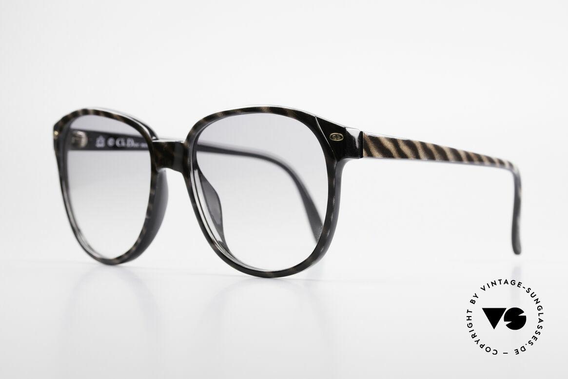 Christian Dior 2265 80's Monsieur Dior Sunglasses