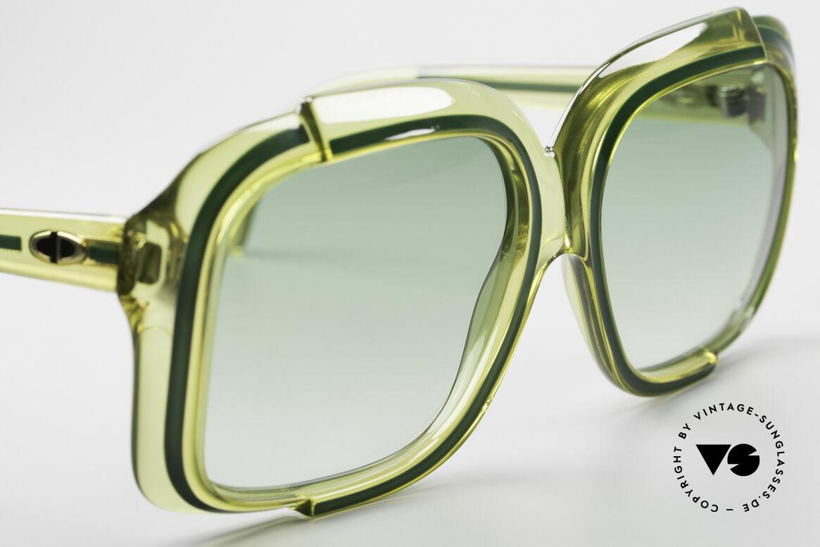 Christian Dior 2042 1970's Vintage Sunglasses