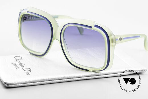 Christian Dior 2042 Rare Vintage Sunglasses 70's