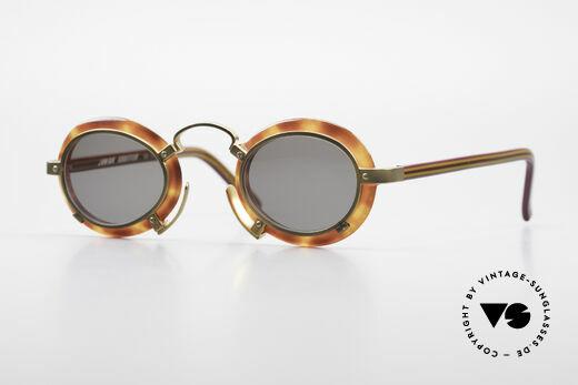 Jean Paul Gaultier 58-1273 Designer Sunglasses JPG 90's Details