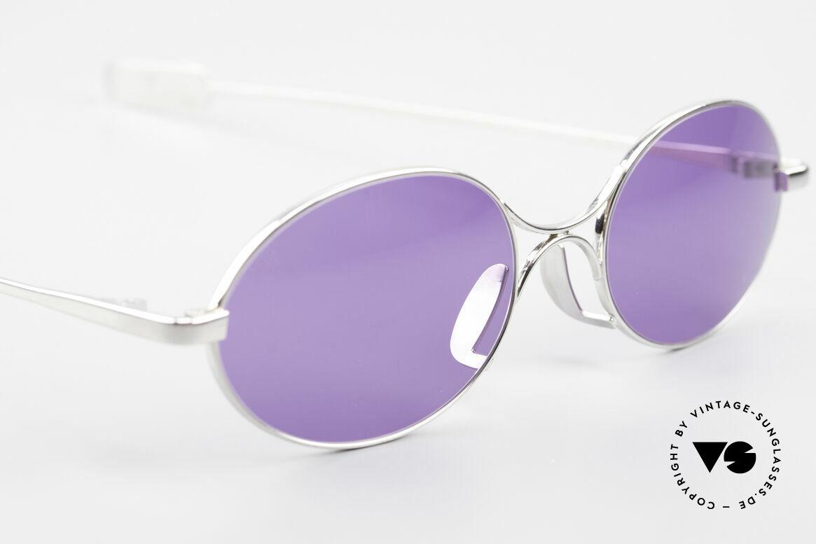 Jean Paul Gaultier 55-0173 Oval Designer Sunglasses