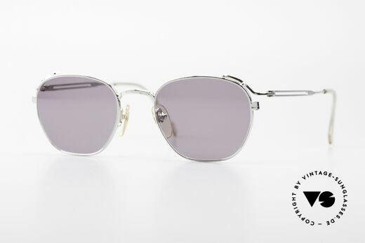 Jean Paul Gaultier 55-3173 Rare 90's Designer Sunglasses Details