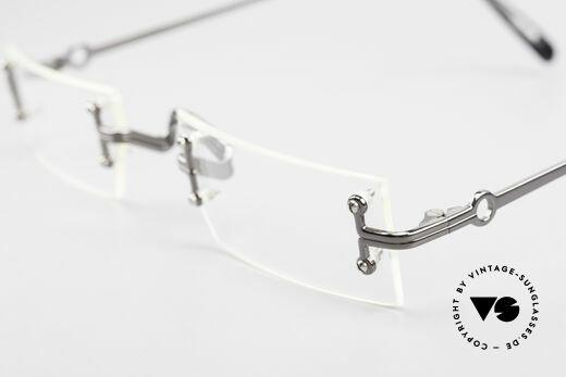 Jean Paul Gaultier 55-9172 Rimless JPG Designer Glasses