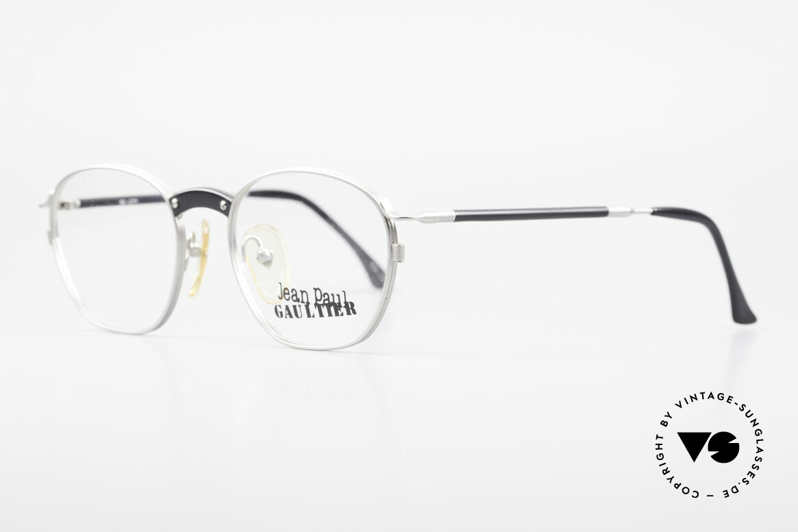 Jean Paul Gaultier 55-1271 Rare JPG Vintage Eyeglasses, simply a timeless classic in top-notch craftsmanship, Made for Men and Women