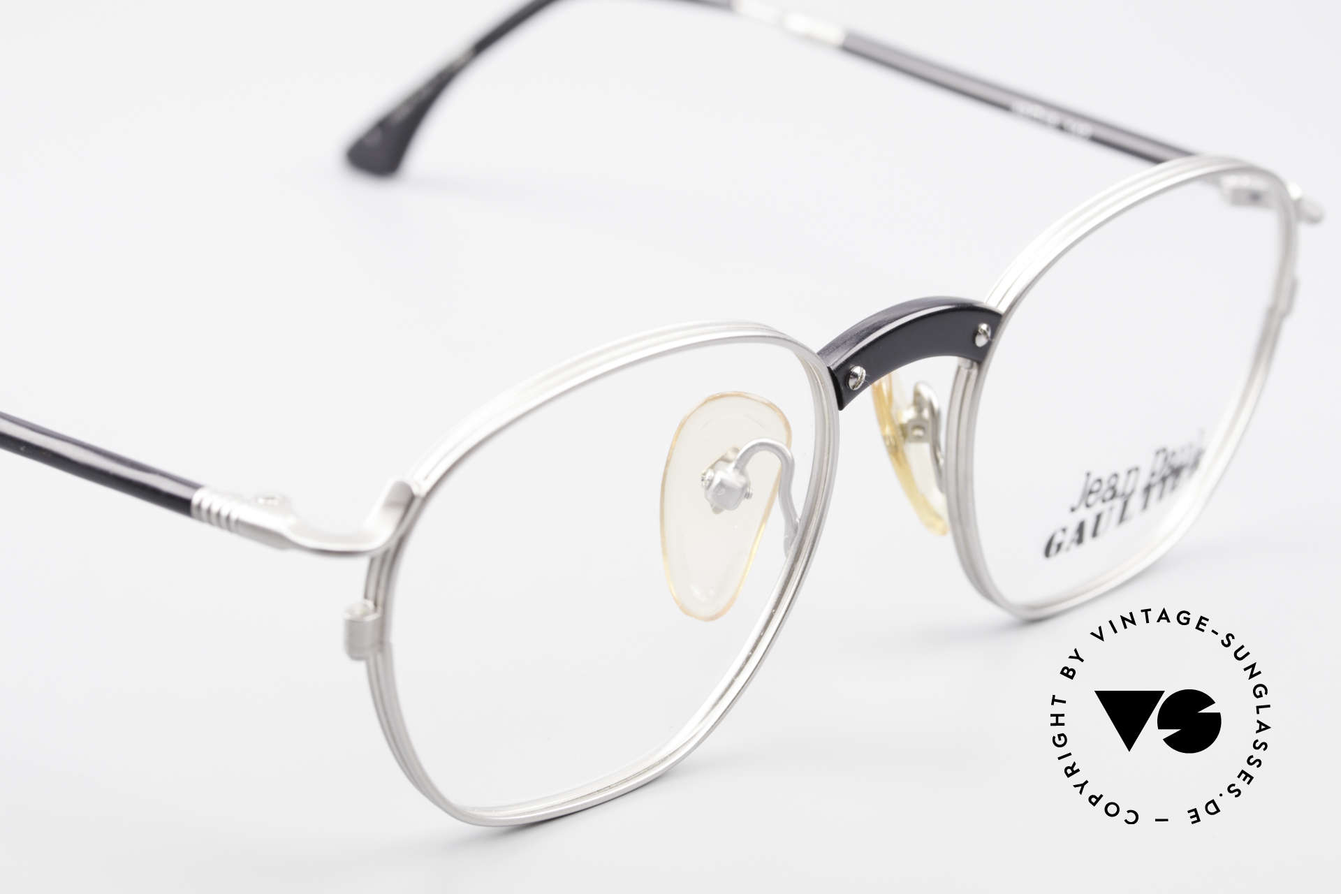 Jean Paul Gaultier 55-1271 Rare JPG Vintage Eyeglasses, NO RETRO FRAME, but a rare 25 years old ORIGINAL, Made for Men and Women