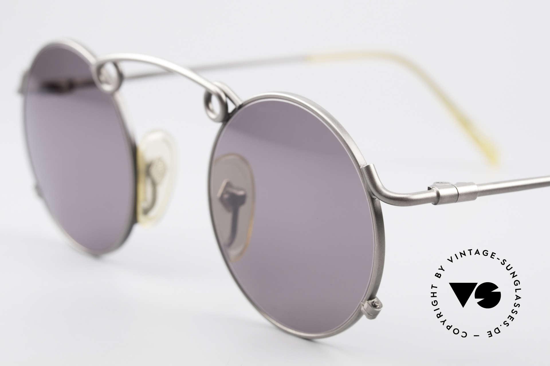 Sunglasses Jean Paul Gaultier 56 1178 Artful Round Panto