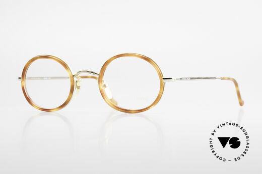 Giorgio Armani 139 Oval Vintage Eyeglasses 90's Details