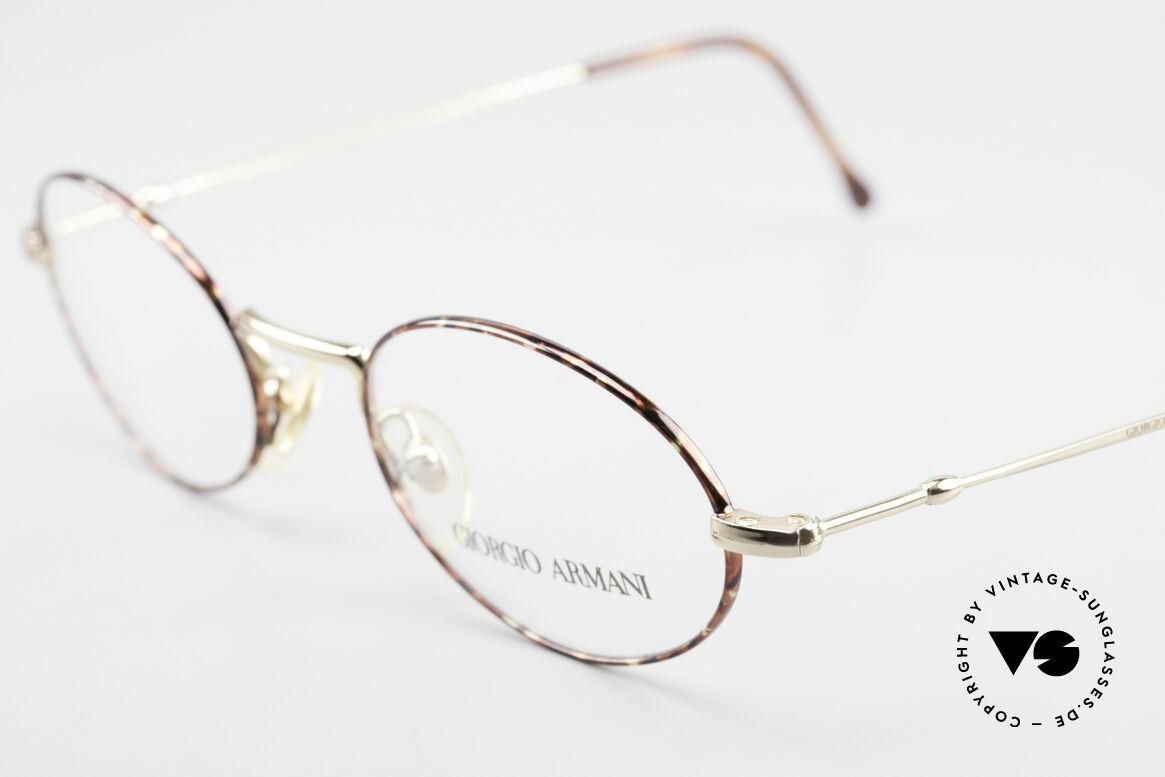 Giorgio Armani 270 Vintage Frame Oval No Retro, never worn (like all our rare vintage Armani glasses), Made for Men and Women