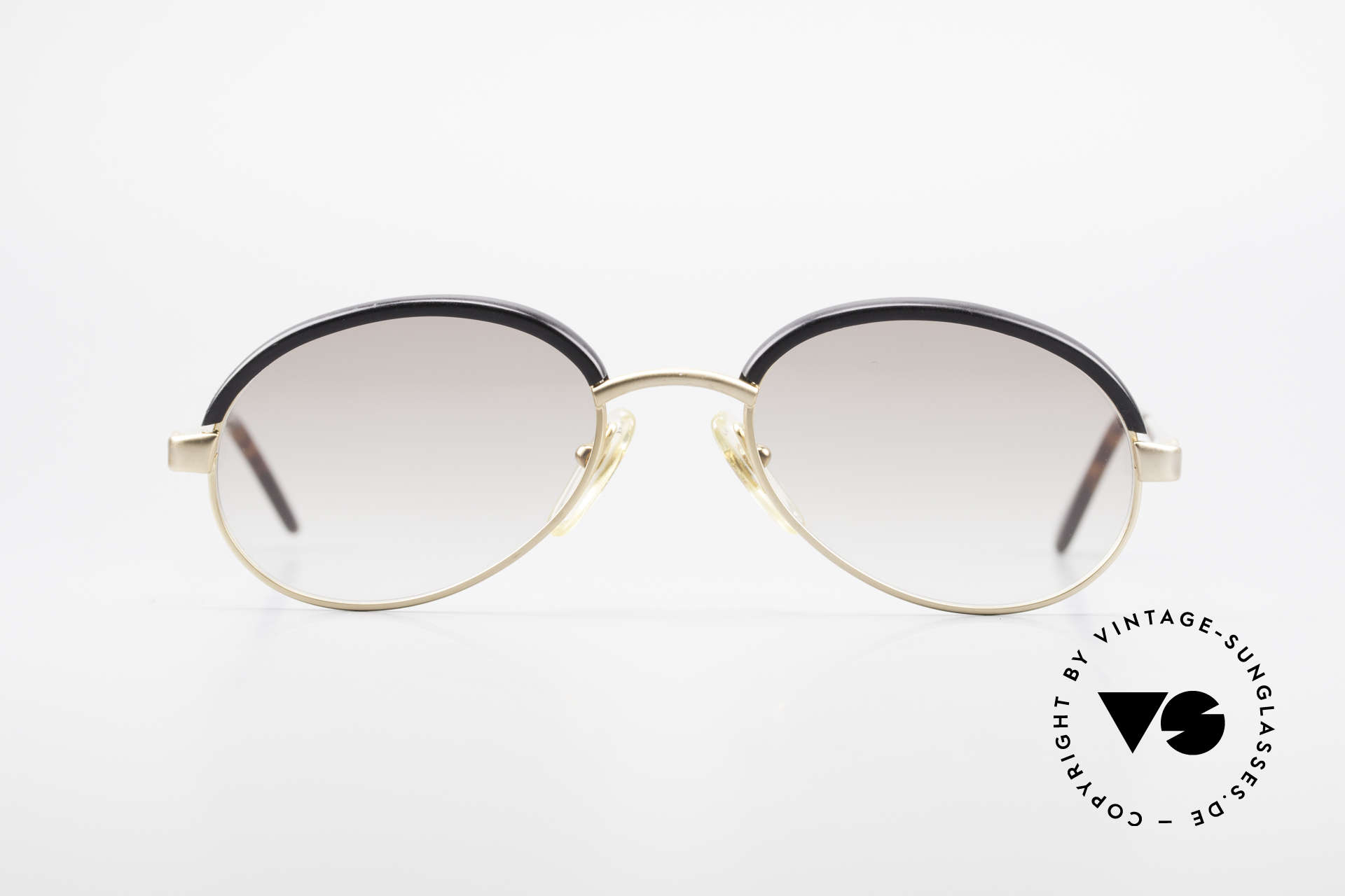Bugatti 03180 Old Classic Bugatti Sunglasses, made around 1990 in France; top craftsmanship, Made for Men